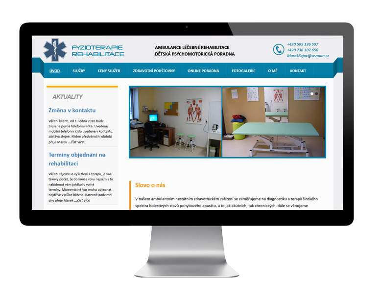 Tvorba webových stránek na míru pro firmy Moravská Ostrava