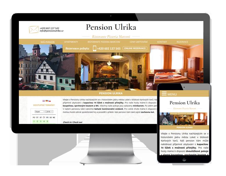 Tvorba webových stránek na míru Karlovy Vary