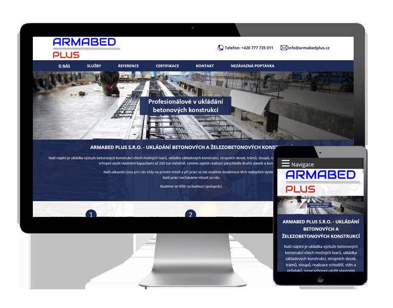 Tvorba webových stránek Přerov