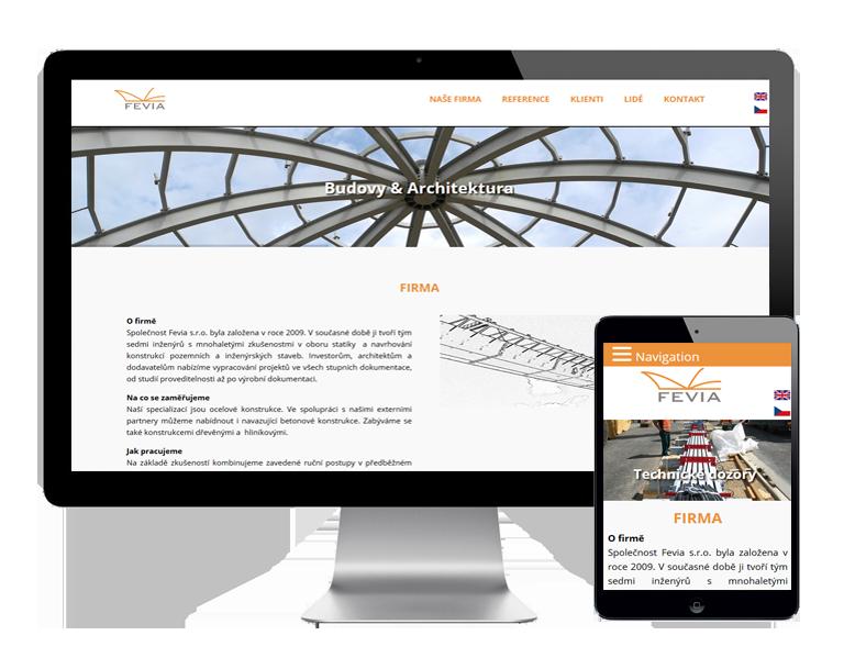 Tvorba webových stránek na míru pro firmy Brno